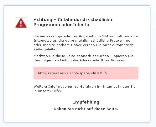 Paypal Betrugswarnung