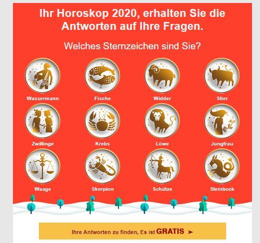 Stier jahreshoroskop 2020