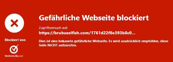 brubuselfish.com norton warnung 31.7.2020