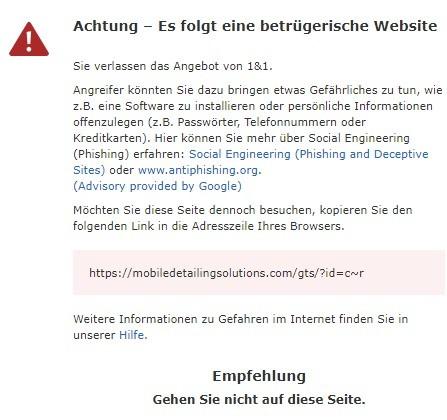 mobiledetailingsolutions.com...warnung phishing 11.5.2021