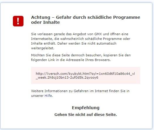 liversch.com...warnung gmx 26.6.2021