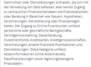 bankgeschäfte - warnung mcafee 10.9.2021