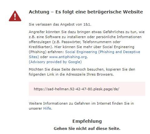sad-hellman.92-42-47-80.plesk.page... warnung 7.10.2021