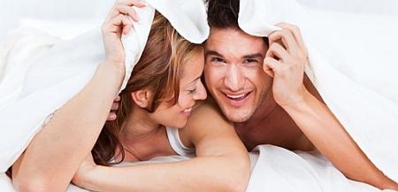 Befriedigung für Ihre Partnerin und Sie selbst, mehr Potenz, mehr Leidenschaft