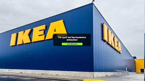 Jetzt aktivieren – IKEA 250€ Gutschein – Onlinewarnung vor ...