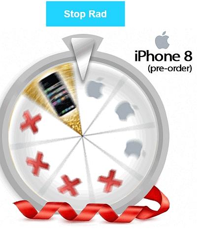 Gewinnen sie die neue Iphone 8