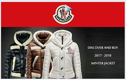 Moncler Down Jackets & Coats Sale! Start From €46.00!