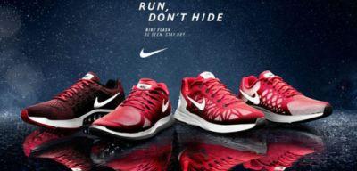 NIKE Shoes, RUN, DON'T HIDE