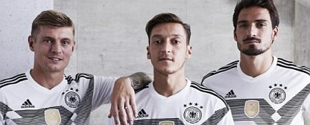 FIFA 2018 Germany Home Jersey - Only €25.99 !