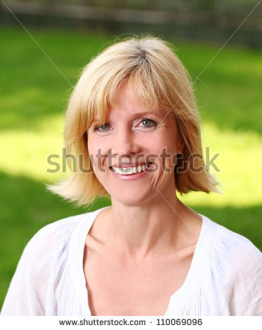 stock-photo-portrait-of-beautiful-aged-woman-in-the-park-110069096